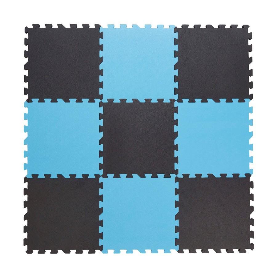 Baby Dan - Игровой коврик-пазл, blue