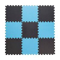 Baby Dan - Игровой коврик-пазл, blue, фото 1