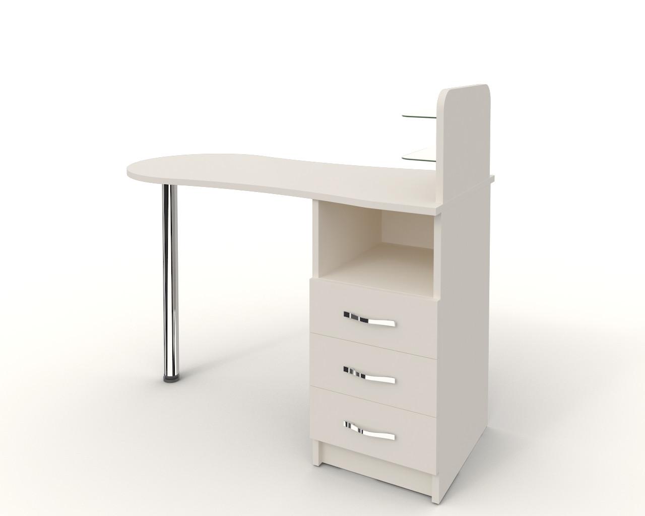Маникюрный стол  Платон 14