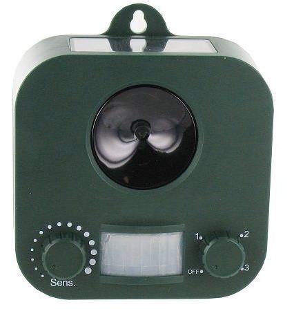 Ультразвуковой стационарный отпугиватель собак, кошек ВК-53