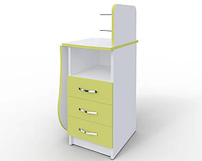 Маникюрный стол-трансформер со складывающейся  Платон 15, фото 2