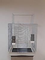 Клетка для попугаев Big Ara lnterZoo хром, фото 1