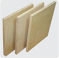 Мебельный щит сосновый 2800х1200х38 мм