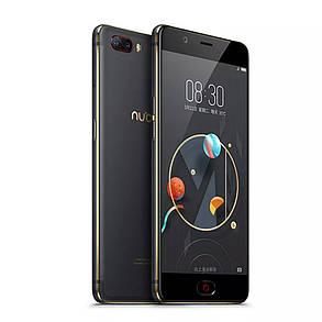 Смартфон ZTE Nubia M2 black 4/64gb super Amoled Global Version, фото 2