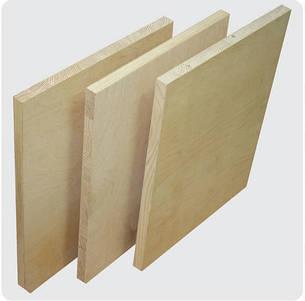 Мебельный щит сосновый 2800х1200х48 мм, фото 2