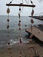 Сувенир - интерьерный морской  декор на стену из ракушек