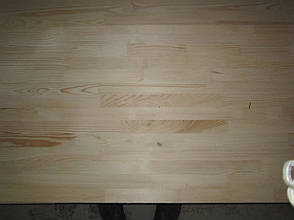 Мебельный щит сосновый 1400х1200х18 мм, фото 2