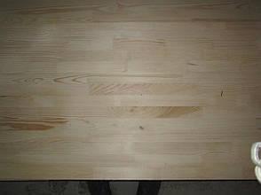 Мебельный щит сосновый 1400х600х28 мм, фото 2