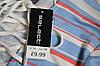 Новая футболка в полоску со шнуровкой Select, фото 3