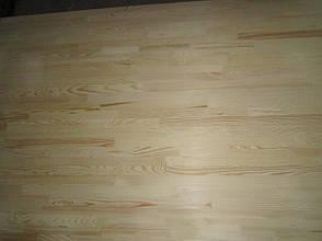 Мебельный щит сосновый 2800х1200х38 мм, фото 2