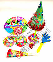 Набор для День Рождения (6 предметов)