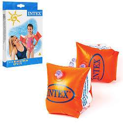 Нарукавники детские надувные 58642 Intex, 23х15 см, 3-6 лет.