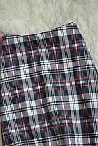 Короткая юбка в клеточку а-силуэта Missguided, фото 3