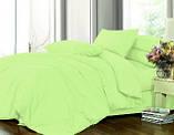 """Комплект постельного белья ТМ """"Ловец снов"""", Однотонный зеленый, фото 9"""