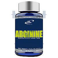 Pro Nutrition Arginine 750 mg аргинин для роста мышц спортивное питание