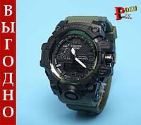 Распродажа! Спортивные часы Casio G-Shock GWG-1000 Green