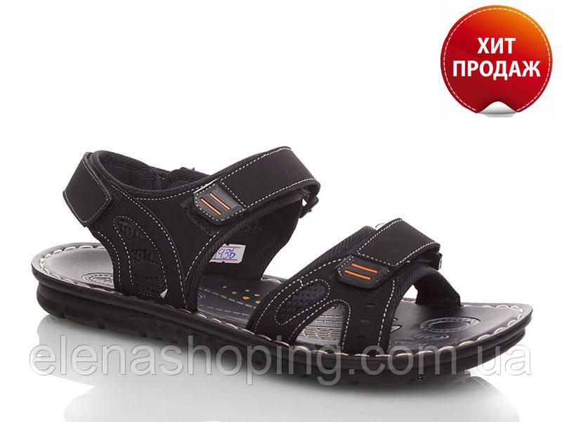 Мужские стильные спортивные сандалии (р40)