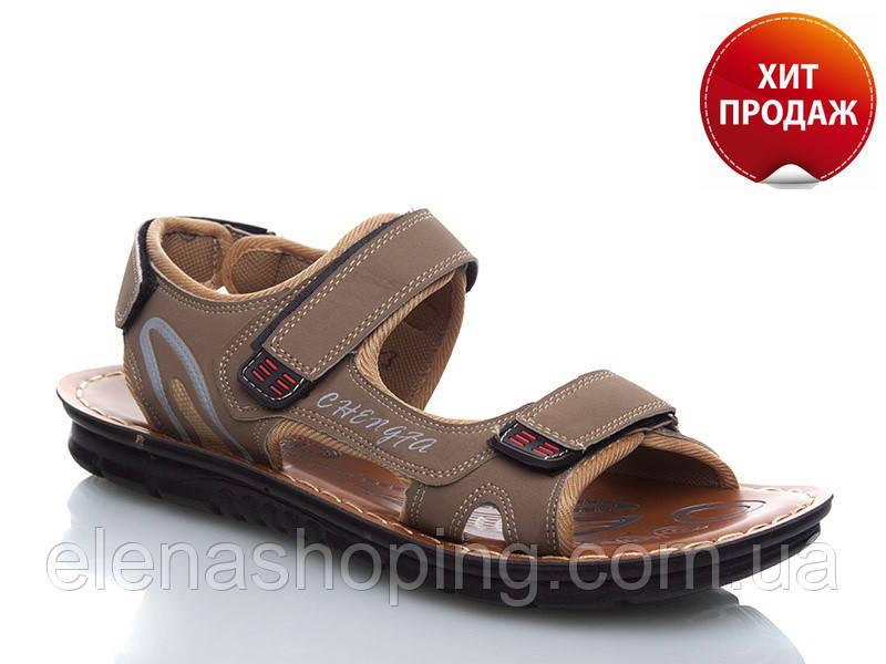 Чоловічі стильні спортивні сандалі (р40-42) 42