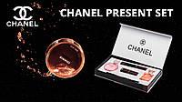 Набір Шанель 5 в 1 (Chanel Present Set ), фото 1