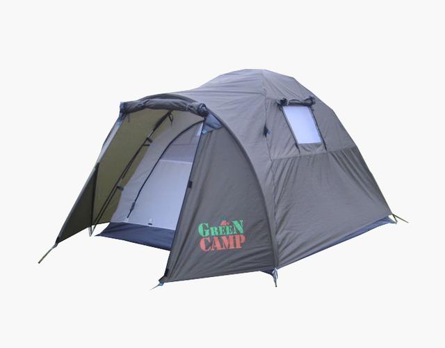 Намет Green Camp 3006 Туристична двомісна двошарова