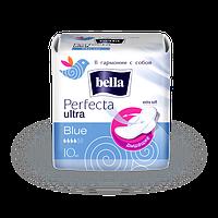 Прокладки женские bella Perfecta Ultra Blue, 10 шт.