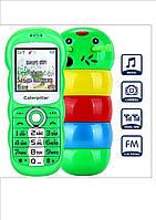 Первый детский мобильный телефон