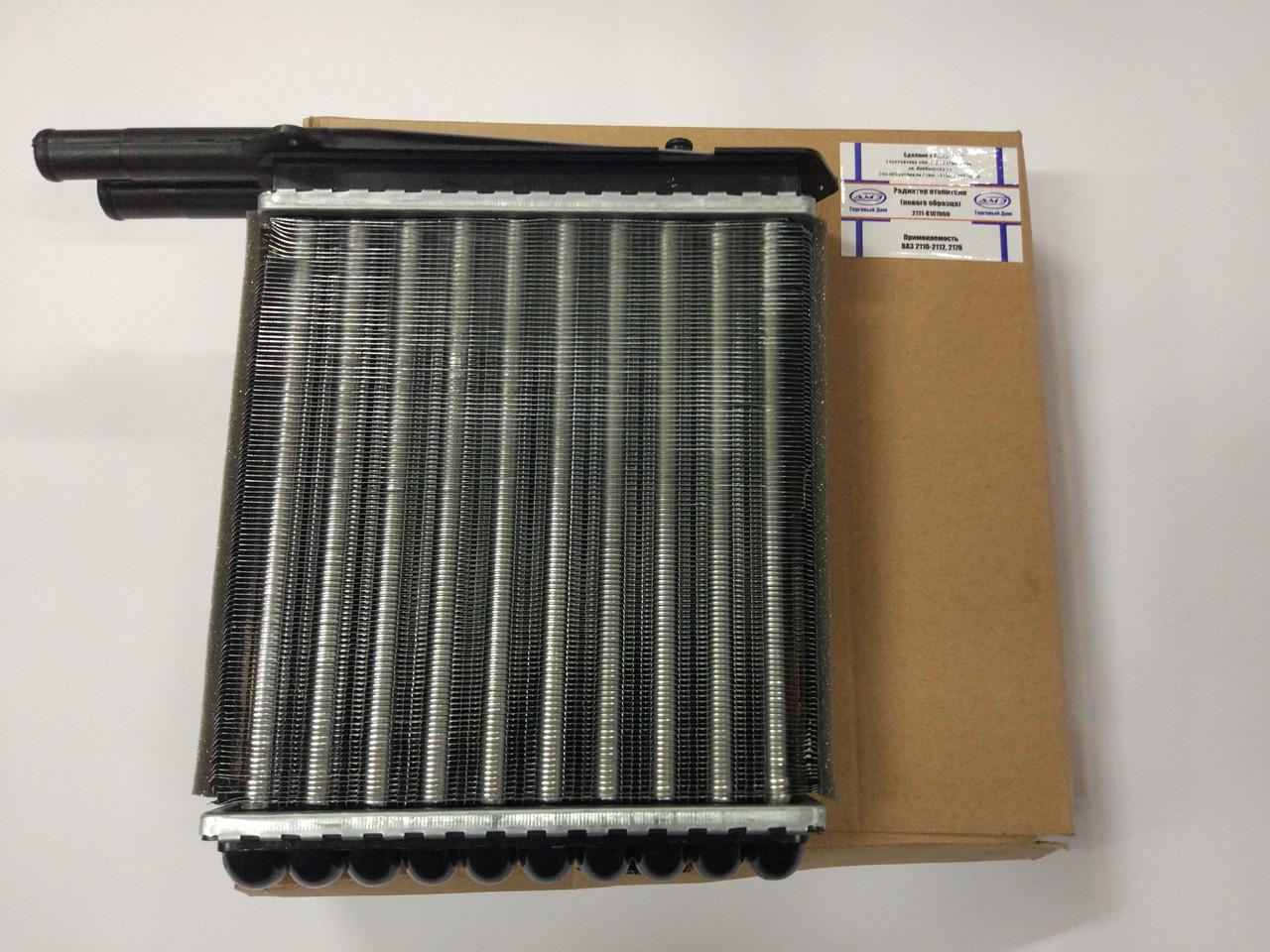 Радиатор печки (2110) ДМЗ ДИМИТРОВОГРАД