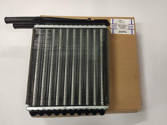 Радіатор пічки (2110) ДМЗ ДИМИТРОВОГРАД, фото 2