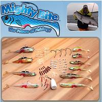 Набор снастей для рыболовли Майти Байт (Mighty Bite)