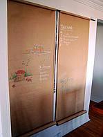 Бумага для декора, размотка больших рулонов на рулоны от 5 кг, фото 1