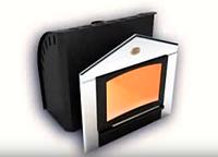 Печка для бани на дровах (каменка) как выбрать? Перечень основных характеристик, на которые необходимо обратить внимание