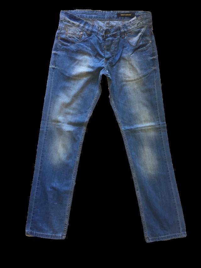 Мужские джинсы Takeshy 9006 синие