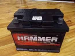 Акумулятор Hammer 50A, фото 2