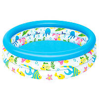 Детский бассейн, 3 кольца