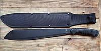 Нож мачете туристический-3, с мощным клинком и чехлом в комплекте