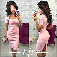 Женское облягающее платье мод.160