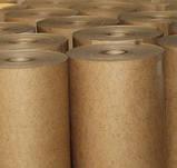 Размотка больших рулонов водонепроницаемой бумаги, фото 2