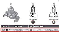8169974 81521106045 4341001300 Перепускной клапан без обратного тока 7бар IVECO, MB, RVI  Ивеко МАН, фото 1