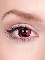 Декоративные контактные линзы для карнавала, хэллоуина, косплея