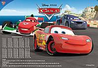 """470251 Подложка для стола детская 1 Вересня """"Cars"""" (50*35 см)"""