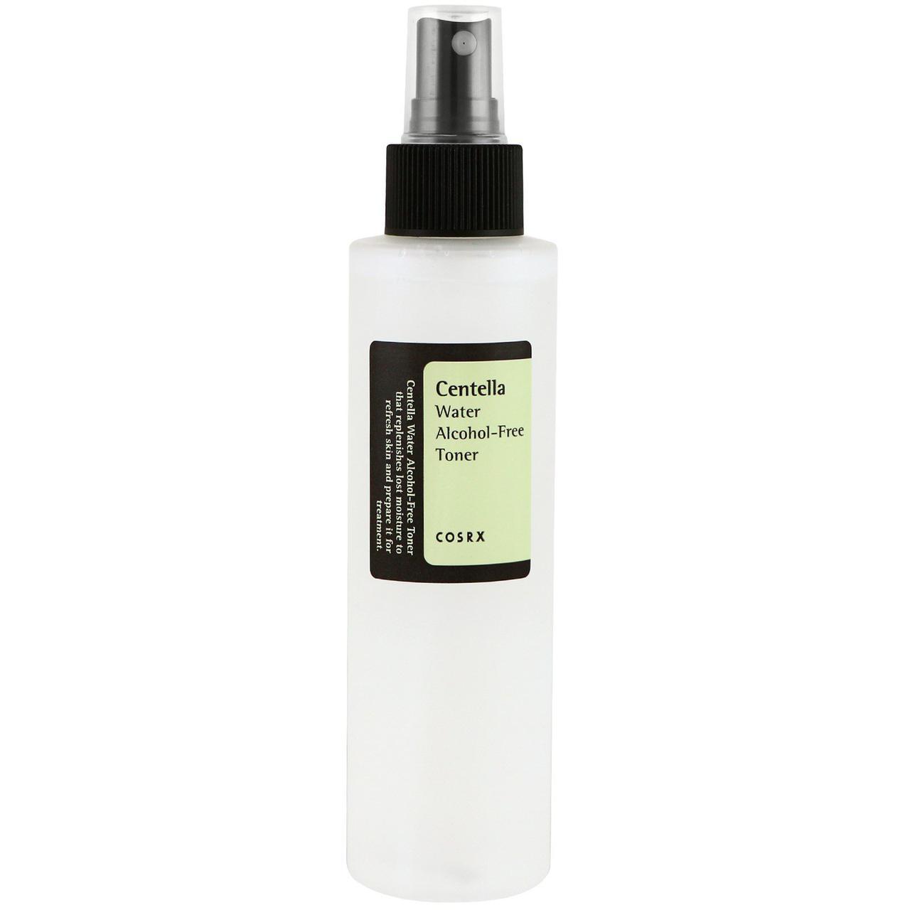 COSRX Centella Water Alcohol Free Toner Тонер для чувствительной кожи