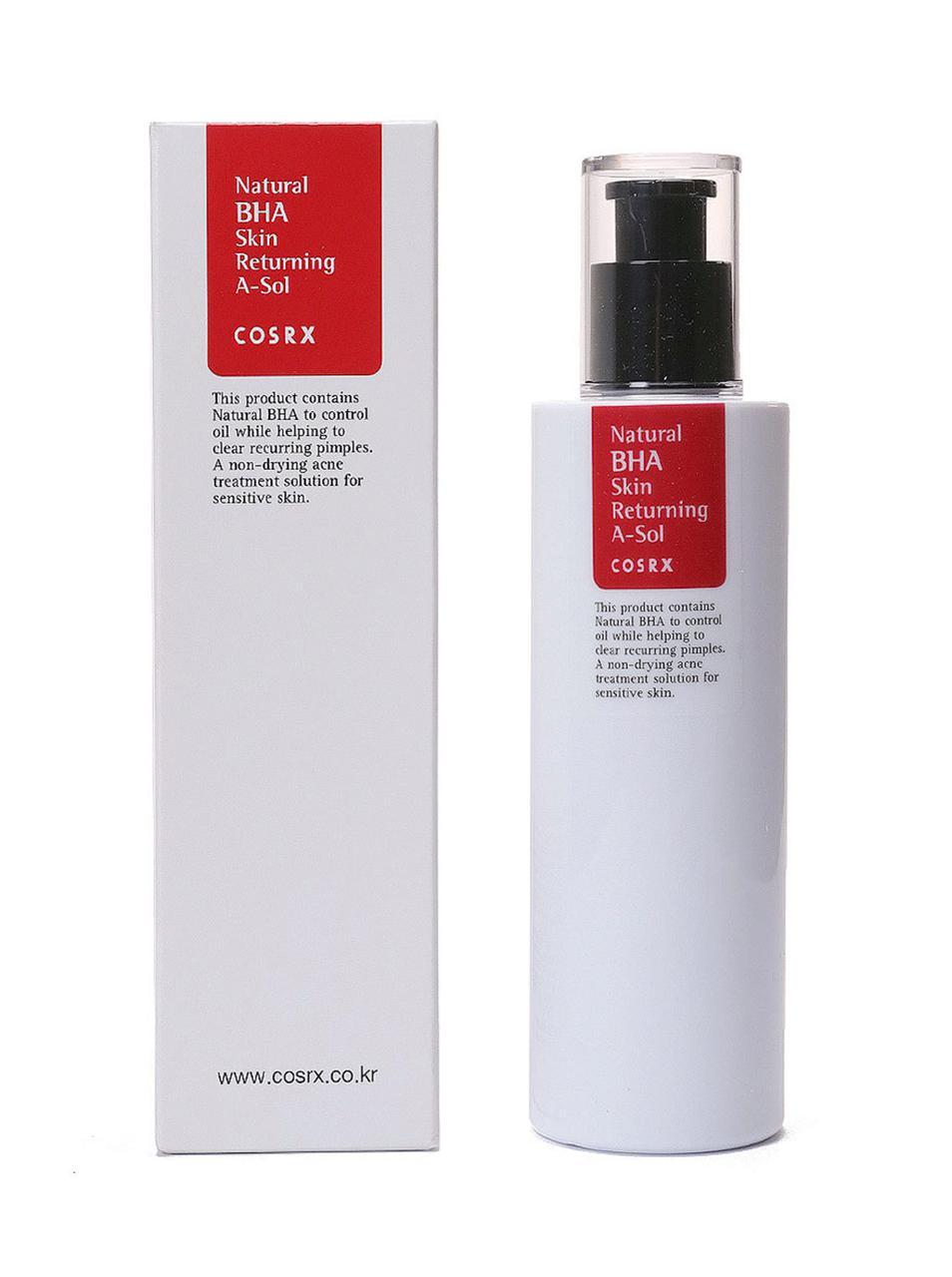 CosRX Natural BHA Skin Returning A-Sol Тонер для лица