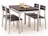 Столовий Комплект кухонний обідній Malcolm Halmar, фото 3
