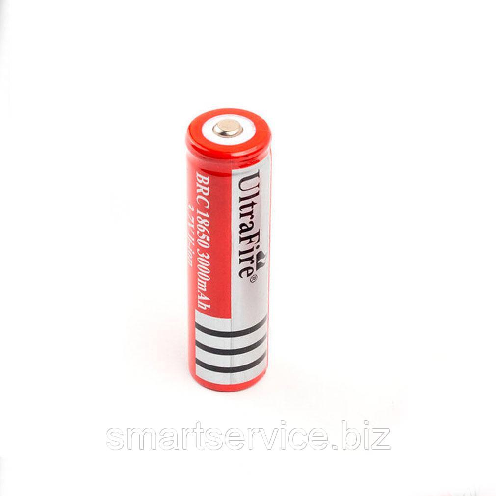 Аккумулятор UltraFire 18650 3,7V 3000мАч Li-ion