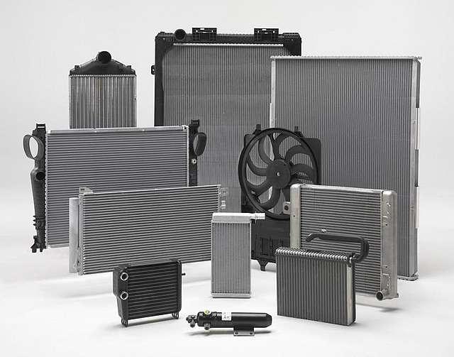 Система охлаждения, радиаторы Renault Captur