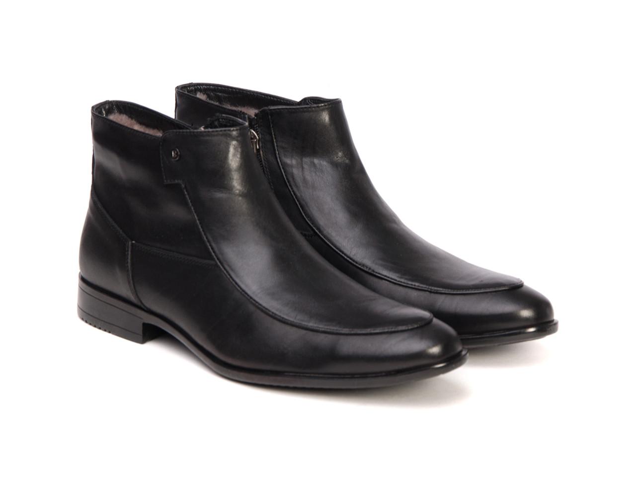 Ботинки Etor 10780-3615 черные