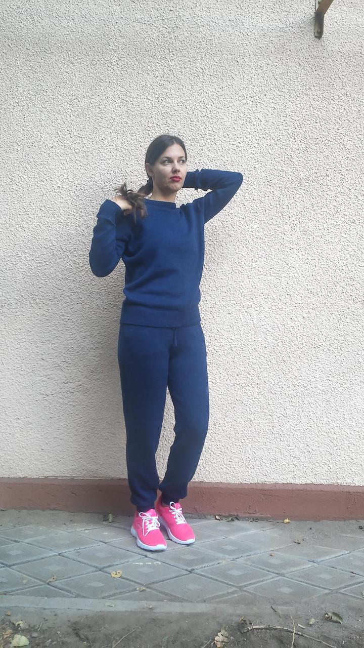 6abc1a43 Вязаный спортивный костюм из 100% итальянского хлопка: продажа, цена ...