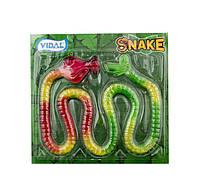 Желейные конфеты без глютена Snake Jelly (Змея 1м) Vidal Испания 66 г, фото 1