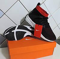 Кроссовки Найк - Nike Air Presto Flyknit Ultra. Лицензионные, производство Турция, реплика