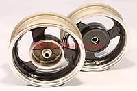 Диск литой задний барабанный тормоз для 150сс  MT 3,5x12